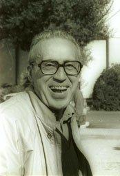 Dario Paccino a Senigallia nei giorni del convegno: Energia, economia, ecologia (1981)