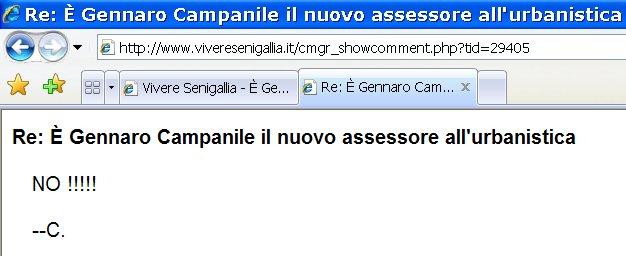 Commento su VivereSenigallia.it (dentro)