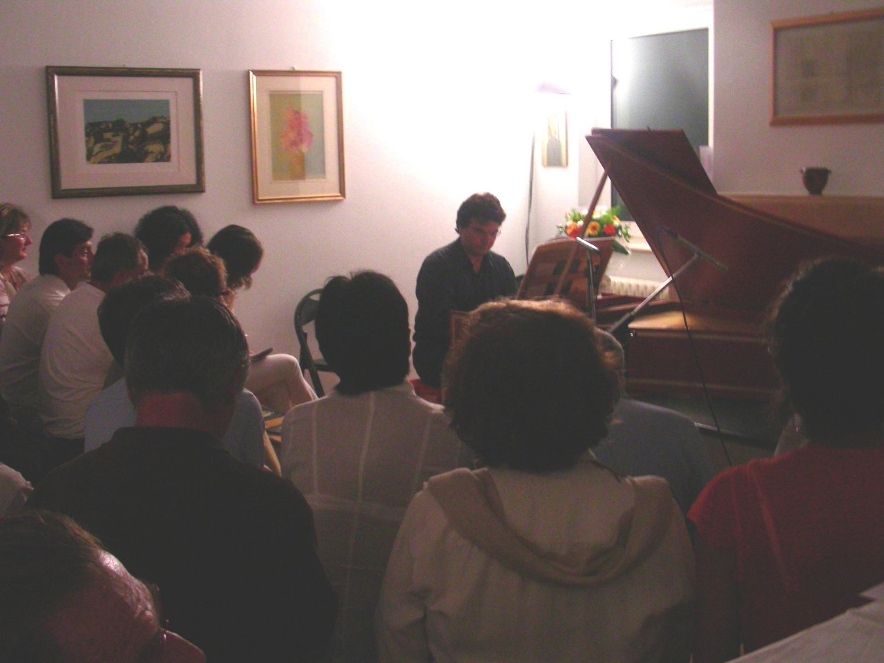 Andrea Zepponi in concerto