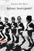 Angelo Del Boca - Italiani, brava gente? (copertina)