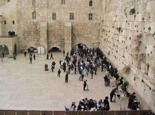 Gerusalemme: mura occidentali