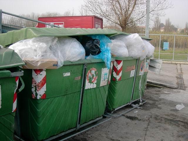 Plastica al Cityper - Senigallia