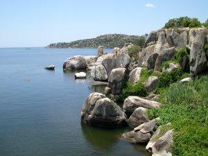 Vista sul Lago Vittoria