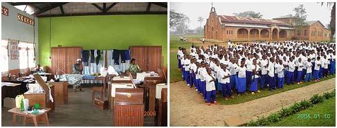 Alcune immagini dalla missione a Mambasa