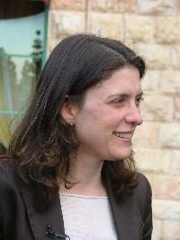 Karnyt, moglie di Udi (Ehud) Goldwasser