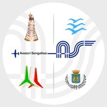 Stemma ufficiale degli Aviatori Senigalliesi (miniatura)