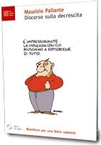 Maurizio Pallante - Discorso sulla decrescita (copertina)