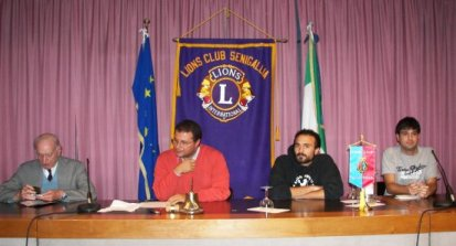 Lions Club e Mezza Canaja (foto da VivereSenigallia.it)