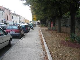 Viale Leopardi - Senigallia