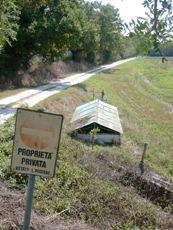 Impianto di Fertirrigazione - Località Molino Marazzana - Senigallia (AN)