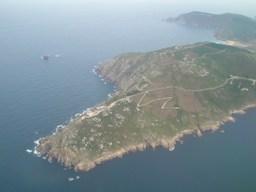 Capo Finisterre, l'estremo ovest