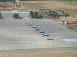 F18 a Saragozza