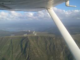 Generatori eolici in Galizia