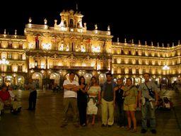 Gli Adriatici a Salamanca