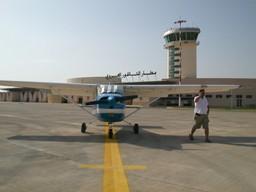 Nador Al Aroui Airport, nel mezzo del nulla