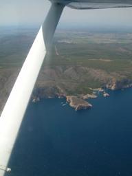 Prima di atterrare a Girona