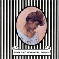 Francesco De Gregori - Rimmel (copertina)