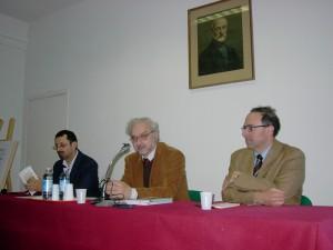 Riccardo Paolo Uguccioni presenta il suo ultimo libro
