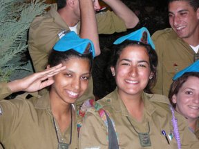 Soldati dell'IDF