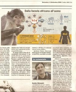Guido Silvestri sul Corriere della Sera