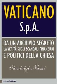 Vaticano S.p.A. (copertina)