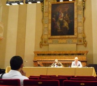 """Gianluigi Nuzzi presenta """"Vaticano S.p.A."""""""